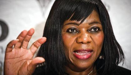 Thuli Madonsela the heroine